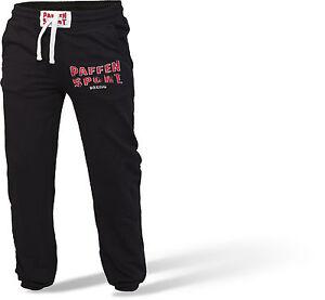 Paffen-Sport-LOGO-Athletic-Pant-in-schwarz-od-grau-S-XXL-Boxen-Kickboxen