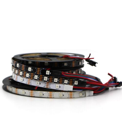 WS2815 Upgraded WS2812B RGB Pixels Dual Signal Strip Individual Addressable 12V
