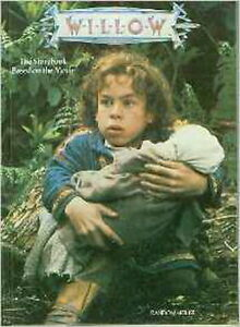 1988 Lucasfilm WILLOW Hardcover Storybook- UNREAD