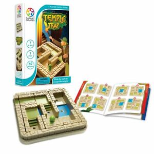 Smart Games Temple Trap Logic Educational Travel Game Toy Kids Brain Teaser
