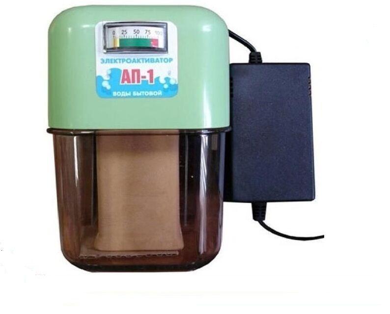 Electro eau Ioniseur Activateur type AP-1 1 Living Dead eau Live & mort gratuit