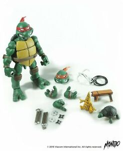 Mondo TMNT Leonardo Teenage Mutant Ninja Turtles 1//6 Scale Sideshow USA Seller