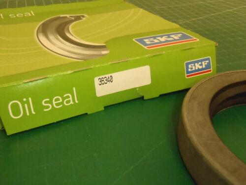 """SKF 36340 Metal Clad Radial Oil Seal C8 4-7//8/"""" OD x 3-5//8/"""" ID x 3//4/"""""""
