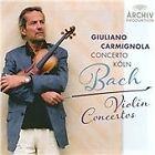 Johann Sebastian Bach - Bach: Violin Concertos (2014)