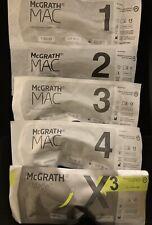 Mcgrath Video Laryngoscope Disposable Blade Various Sizes Medtronic Covidien