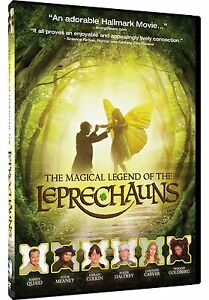 Details about The Magical Legend of the Leprechauns DVD R1 Whoopi Goldberg