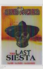 DEADWORLD 3D LENTICULAR TRADING CARDS 2012 NEW YORK COMIC CON EXCLUSIVE SET