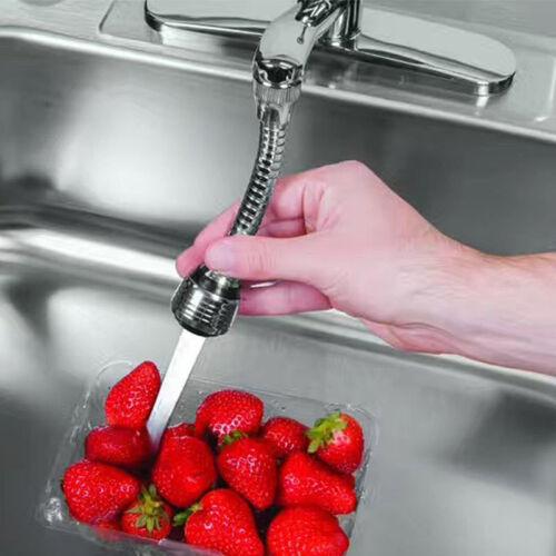 1PC Kitchen Tap Head Water Saving Faucet Extender Sprayer Sink Spray Aerator US