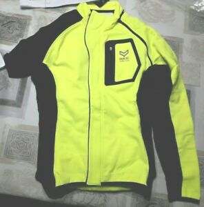 Giubbino-M-invernale-ciclismo-mybike-con-maniche-Amovibili-e-tasca-per-cellulare