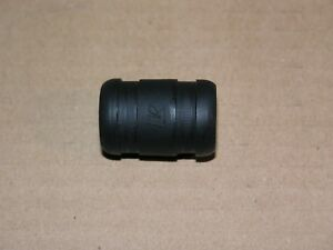 DST MRF DBX DRX Kyosho 92601BK Black Muffler Joining Pipe DRT 2