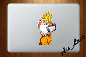Macbook-Air-Pro-Skin-Sticker-Decal-Dragon-Ball-Z-Goku-Super-Saiyan-3-CMAC043