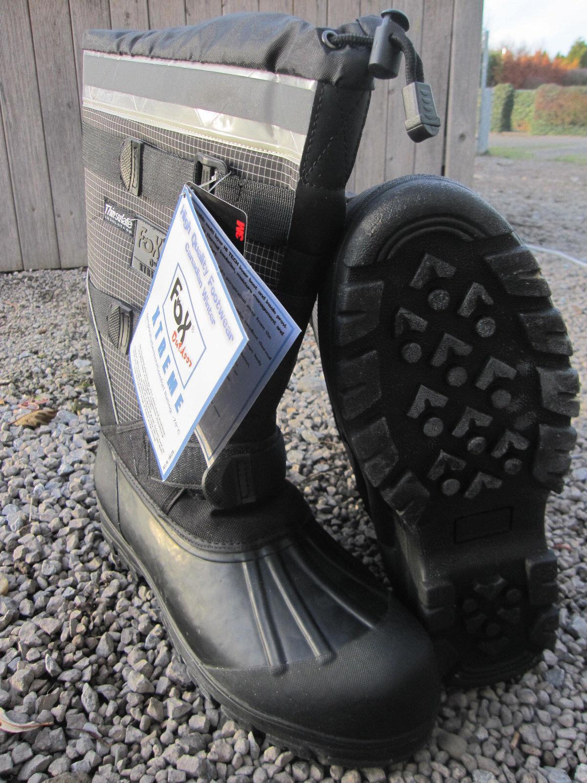 Fox -70 C frío projoección botas botas de invierno invierno botas icebotas thermobotas 45