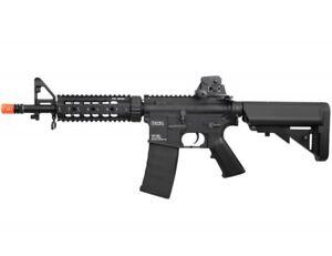 KWA-Full-Metal-2GX-KM4-SR7-DEVGRU-LiPo-Ready-Airsoft-Gun-AEG-Rifle-Black