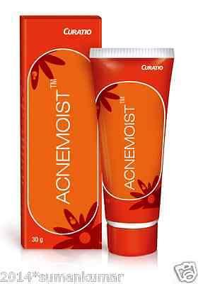 2x Curatio Acnemoist Moisturizer Moisturize Acne Scars Dry