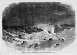 SHIPWRECK-NAUTICAL-LOSS-OF-THE-ROYAL-CHARTER-ON-THE-COAST-OF-ENGLAND-STORMY-WAVE