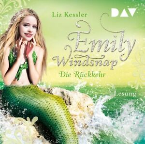 EMILY-WINDSNAP-TEIL-4-DIE-RUCKKEHR-KESSLER-LIZ-2-CD-NEW