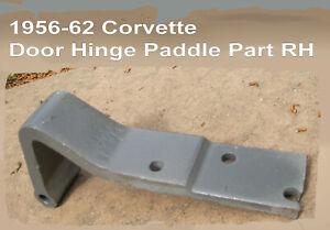Corvette-1956-1957-1958-1959-1960-1961-1962-Door-Hinge-Right-Unassembled-RH