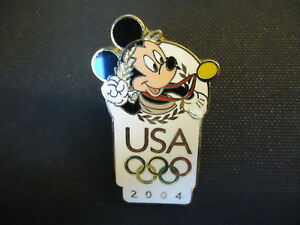 DISNEY-USA-OLYMPIC-LOGO-MICKEY-MOUSE-PIN