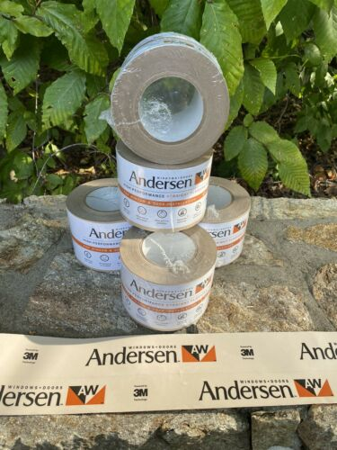 """Andersen Flashing Tape Manufactured by 3M Size Is 4"""" X 75' Same Tape 8067"""