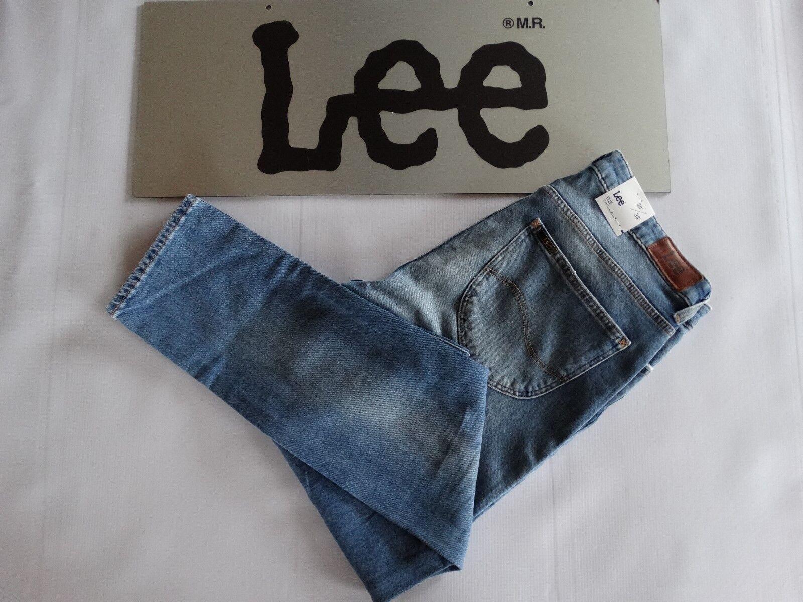 LEE Elly - Slim Straight - Light Shade, L305APDF - BNWT