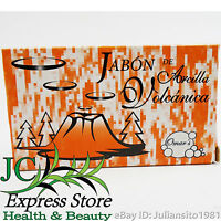 Volcanic Clay Soap Bar Solution For Skin Imperfections Open Pores & More Unisex