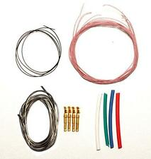 ISOKINETIK ISOTONE PURE SILVER INTERNAL 12 INCH TONEARM REWIRE KIT FOR JELCO ETC