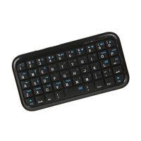 Ultra Slim Mini Wireless Bluetooth 3.0 Keyboard For PS3 PC Mobile Phone