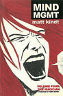 Mind MGMT Volume 4: The Magician by Matt Kindt (Hardback, 2014)