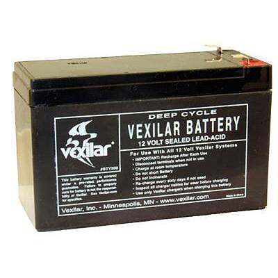 New VEXILAR 9 Amp Hour High Performance Battery V-100