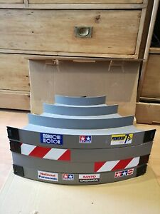 ORIG-1989-Tamiya-Racing-Mini-4WD-Japan-Cup-Jr-Circuit-Curved-Section-x4-Track-2