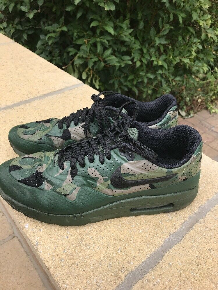 Nike Air Max 90 Vert Camouflage Taille 9-
