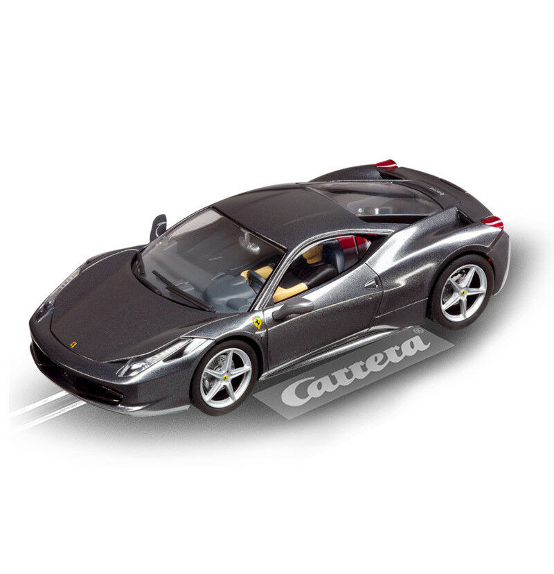 Carrera Digital132 30565 Ferrari 458 Italia Grey New