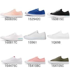 Converse-Jack-Purcell-LP-L-S-Mens-Womens-Classic-Casual-Shoes-Plimsolls-Pick-1