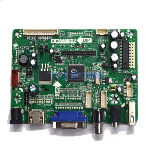 A.VST59.01B LCD Controller Board Kit For Samsung LTM190M2-L31 1440x900