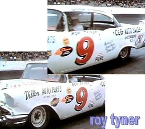CD/_612 #49 Bob Welborn 1957 Chevy    1:64 scale decals  ~OVERSTOCK~