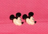Mickey Mouse and Minnie Cupcake Rings Toppers Toys
