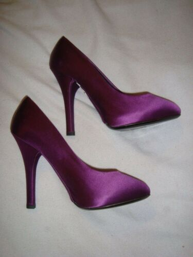 Purple Shoes Eu Rrp Uk 650 00 Dolce 37 Satin Gabbana 4 £ xOHTwcX0q