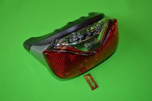 Gazelle Auto LED Rücklicht mit Batterien A-Vision Power Vision Clear Vision Neu
