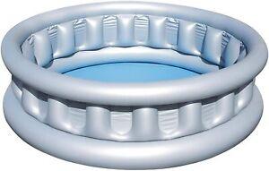 Bestway Spaceship Inflatable Garden Outdoor Summer Fun Paddling Swimming Pool