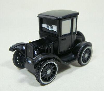 Original Mattel Disney Pixar Cars Lizzie Old Lady 1/55 Die-cast vehicle toy car