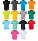 Mens Plain Semi Fitted Tee | Adult 100% Blank Cotton Casual Tshirt | Size S-XL