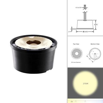 Gewijd Soraa Vivid 3 Slc11 Optical Light Engine - 8.3watt 2700k Warmton, Sehr Warm