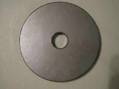 """1//4/'/' A36 Steel Washer 2.00/"""" OD x 1.25/"""" ID"""