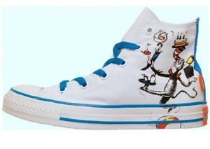 a3965c2523a Image is loading NEW-Kids-Dr-Seuss-Converse-All-Star-Hi-