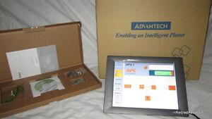 "NEW Advantech Touch Panel Flat Screen TPC-1250H-N2AE 12"" PC Schneider APC UPS"