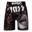 PSD-Underwear-Kiss-Boxer-Briefs-Mens-Boxer-Briefs-Music-No-Ride-Up-High-Quality thumbnail 1