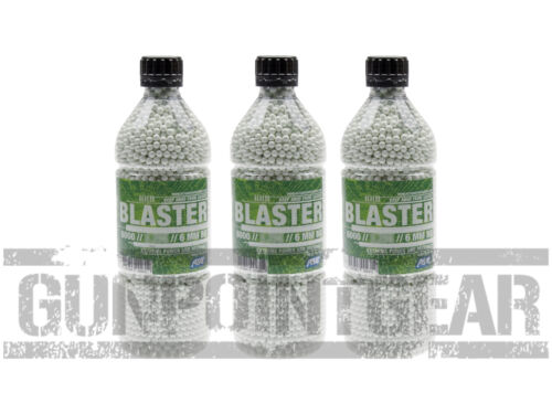 ASG Blaster BB /'s PELLET 6mm 6000 PZ Airsoft .20 .25 BBS Gratuito UK Consegna
