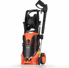 Portable Electric Pressure Washer 2950psi 24gpm High Pressure Cleaner 20ft Hose