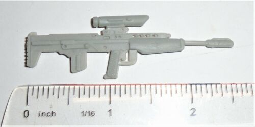 GI Joe Accessory 2006 Cobra Viper V15a           Bullpup Style Assault Rifle Gun