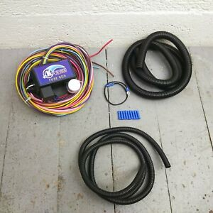 Wire Harness Fuse Block Upgrade Kit for 1970 - 1972 AMC Gremlin street rod